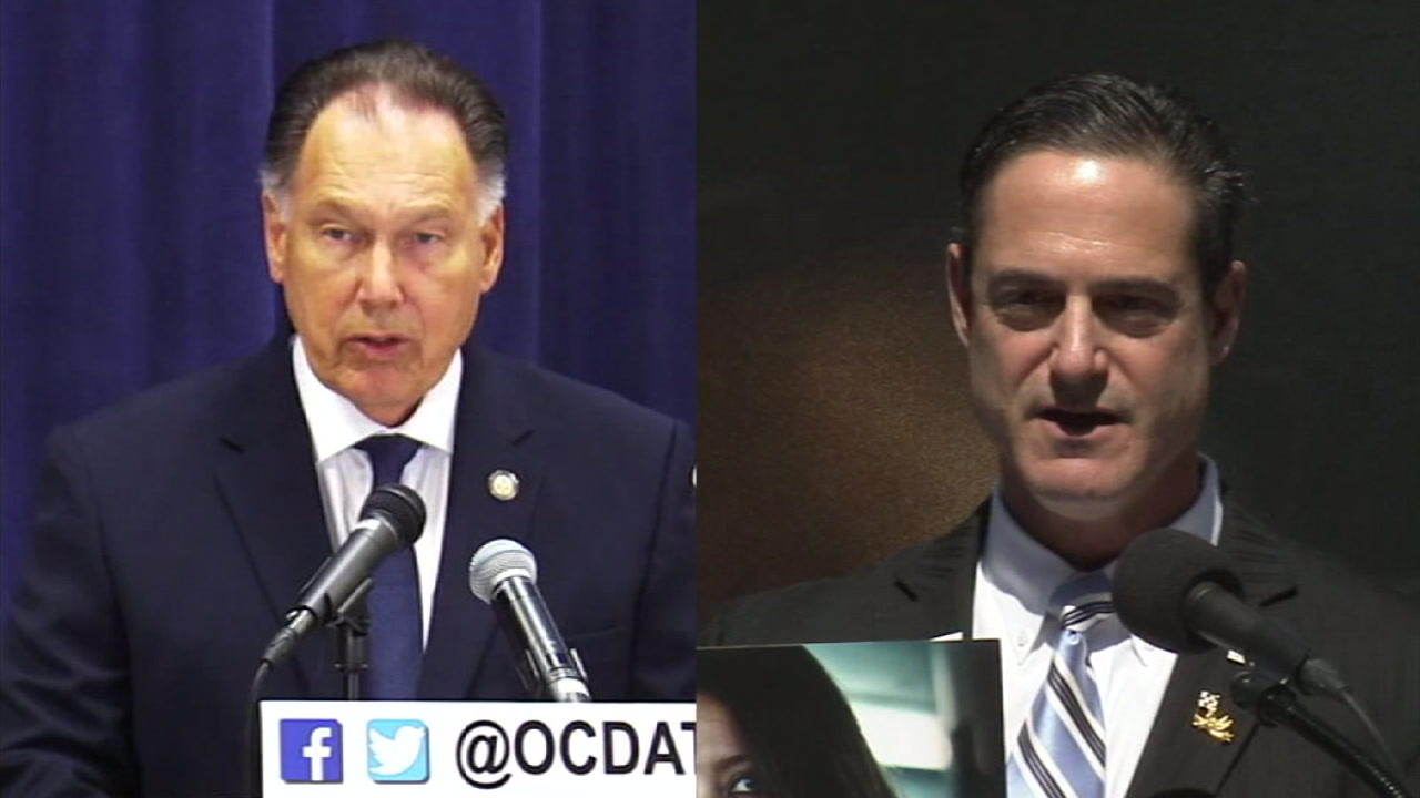 The race for Orange County district attorney between incumbent Tony Rackauckas and county Supervisor Todd Spitzer continues to grow more contentious.