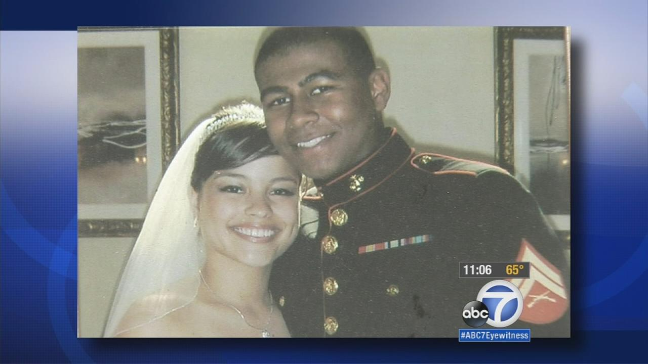Former Marine from Menifee killed in Afghanistan plane crash; widow speaks out