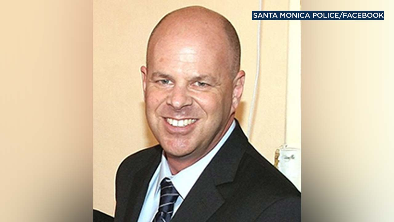 Eric Uller, a city of Santa Monica employee, is seen in an undated photo.