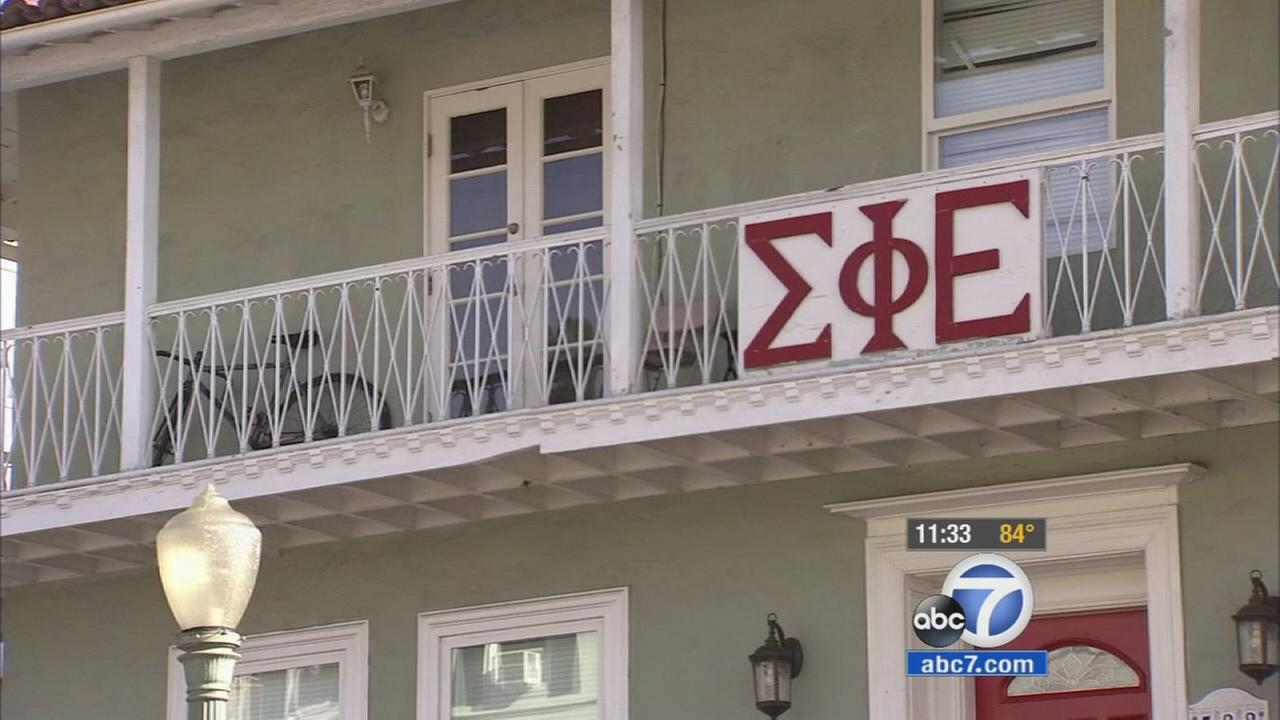 UCLAs chapter of Sigma Phi Epsilon is under fire after throwing a Kanye Western; themed party, which was viewed by many as being racially and culturally insensitive.