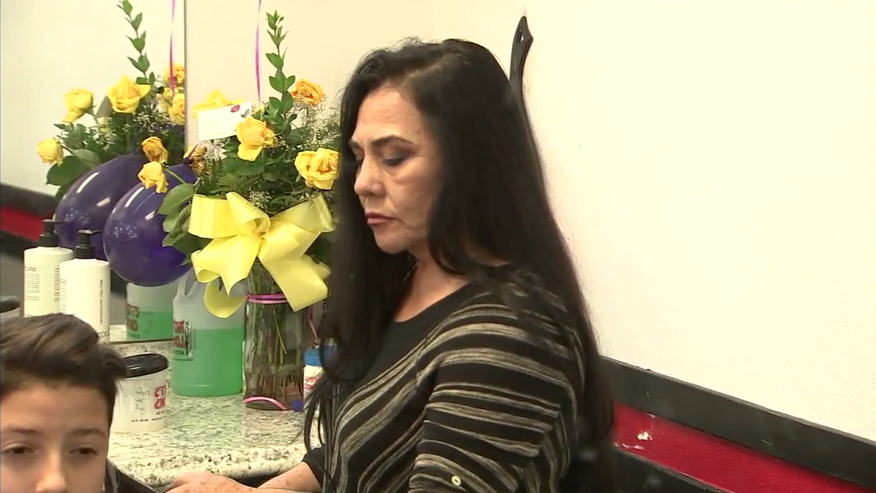 Guadalupe Plascencia, pictured above, been a U.S. citizen for nearly two decades.