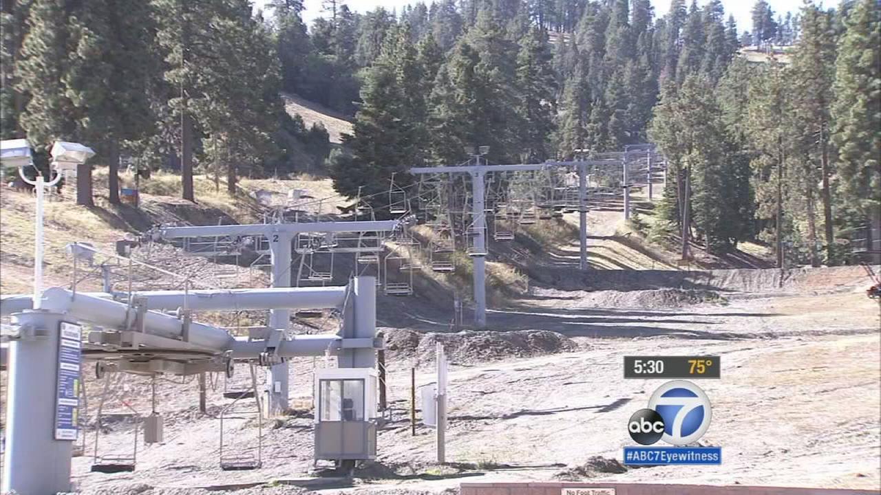 mountain high resort hopes el nino brings snow | abc7
