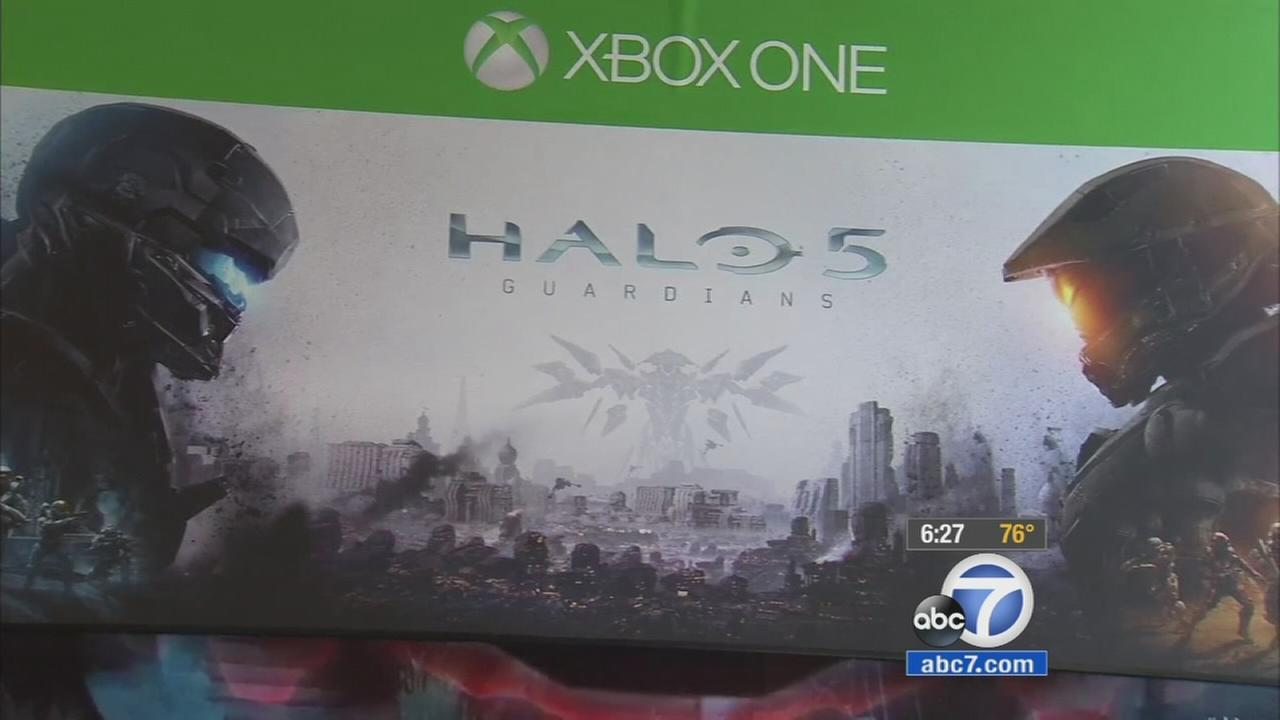 Gamers have waited years for the release of Halo 5: Guardians.