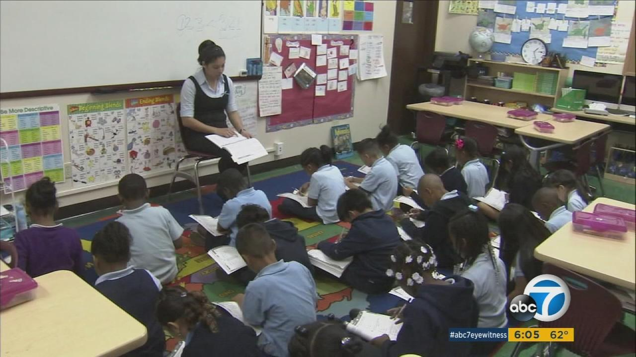 The LAUSD board will debate proposals on potential restrictions on charters in December.