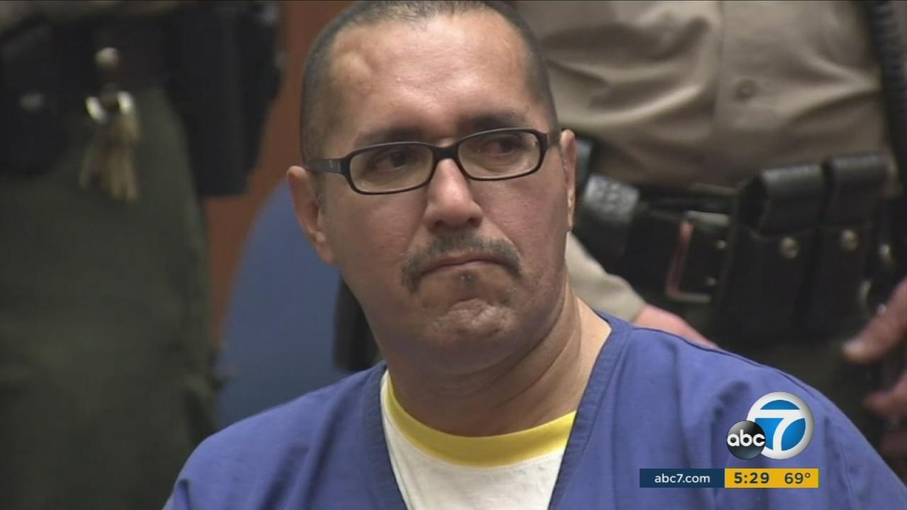Luis Vargas, who served 16 years in prison, had his rape conviction overturned on Monday, Nov. 23, 2015.