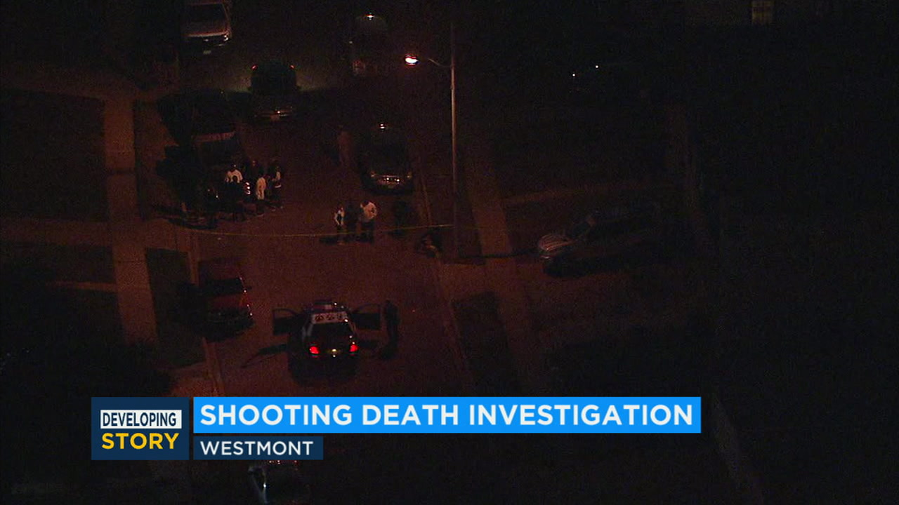 Homicide detectives are investigating a shooting that left one man dead in Westmont Monday night.