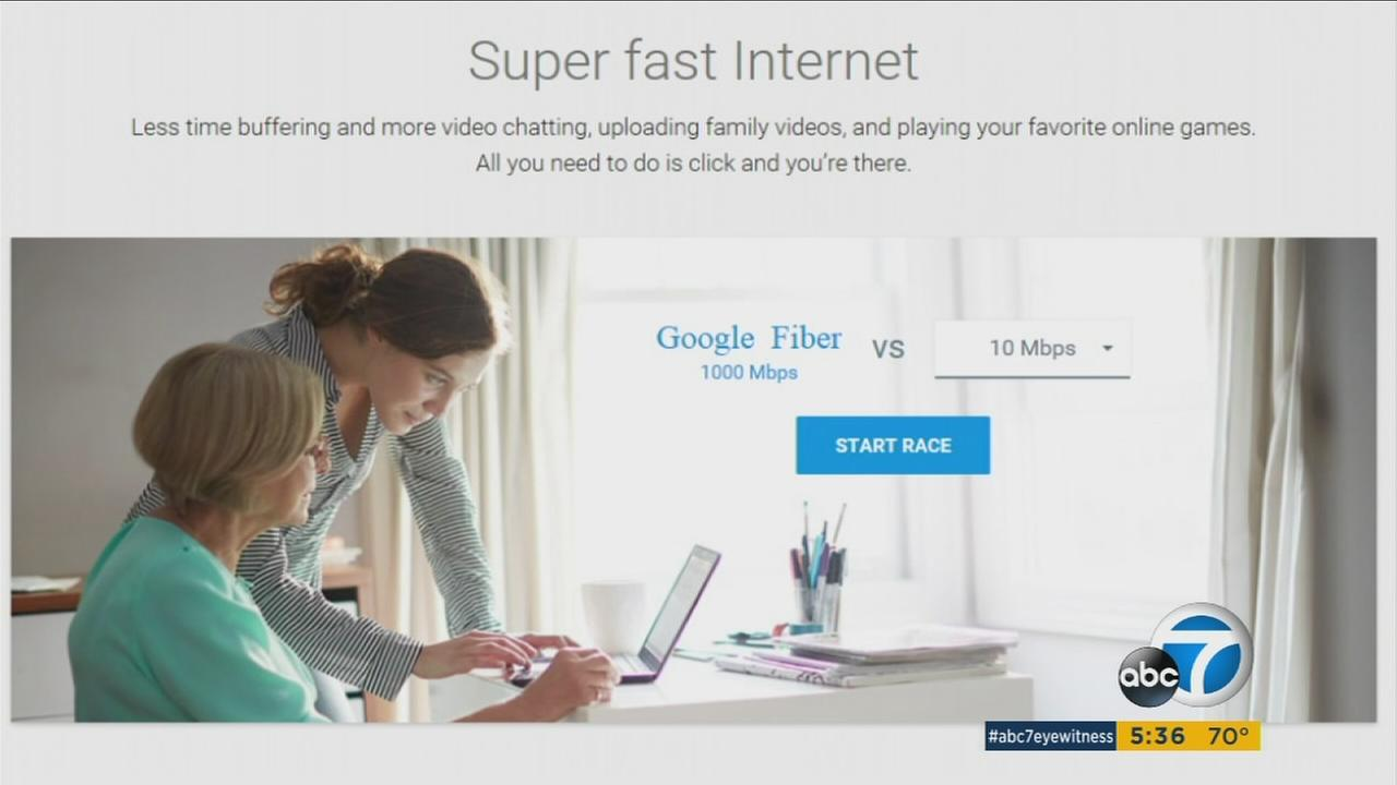 Google is looking to deploy Google Fiber in Los Angeles and AT&T announced its bringing its GigaPower services to the city as well.