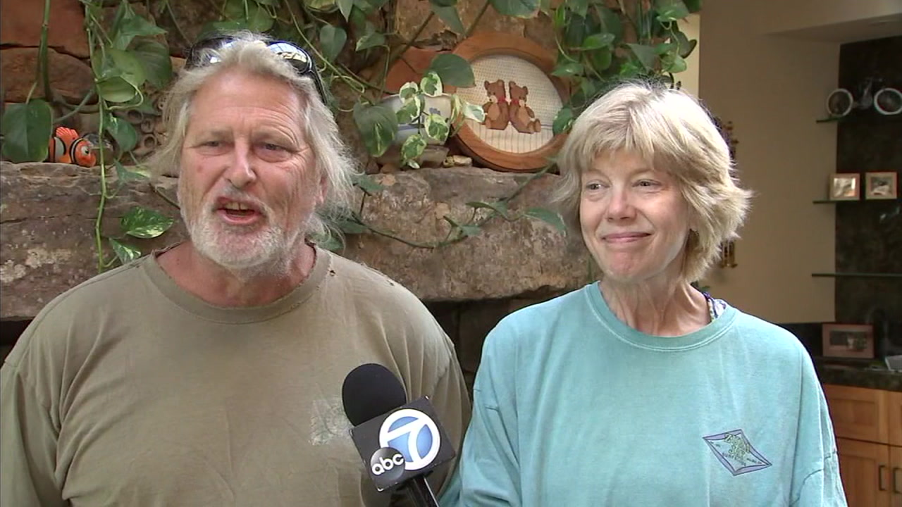 These Malibu residents said it was a youre on your own situation when the Woolsey Fire threatened their homes.