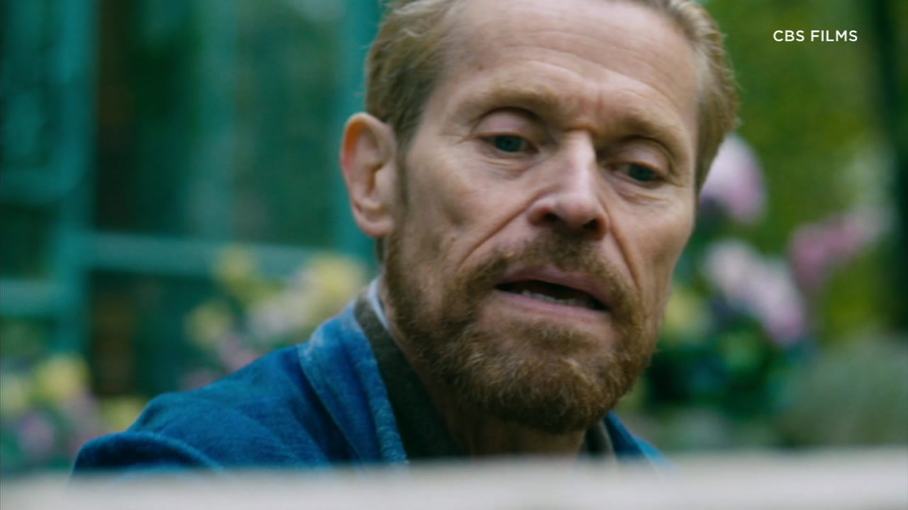 The life of acclaimed but troubled artist Vincent van Gogh comes to the big screen in the movie At Eternitys Gate starring Willem Dafoe.