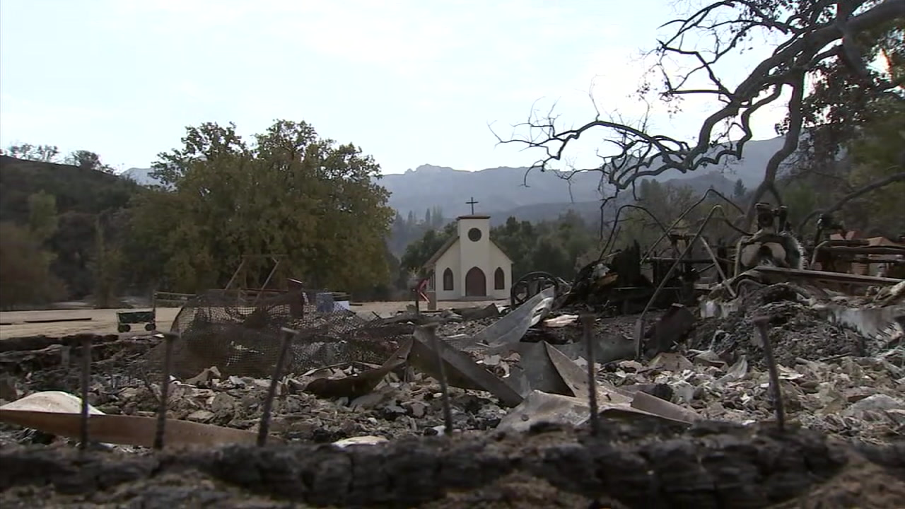 Paramount Ranch - a historic movie set where decades of Hollywood history, including HBOs Westworld was filmed - was destroyed in the Woolsey Fire.