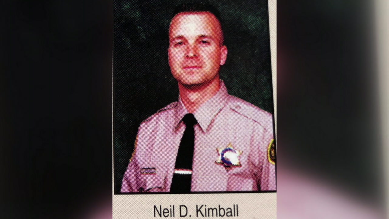 Los Angeles County Sheriffs Department deputy Neil Kimball has been arrested on suspicion of raping a 14-year-old girl in Ventura County.