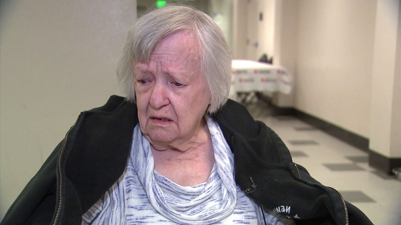 Ruth Cook, 97, says she lost everything in the deadly Woolsey Fire and now has nowhere to go.