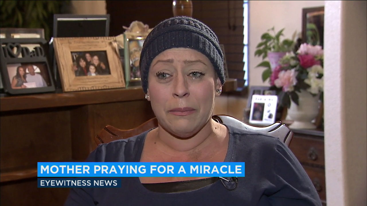 Susie Rabaca, who has leukemia, is expecting twins and needs a bone-marrow transplant to save her life.
