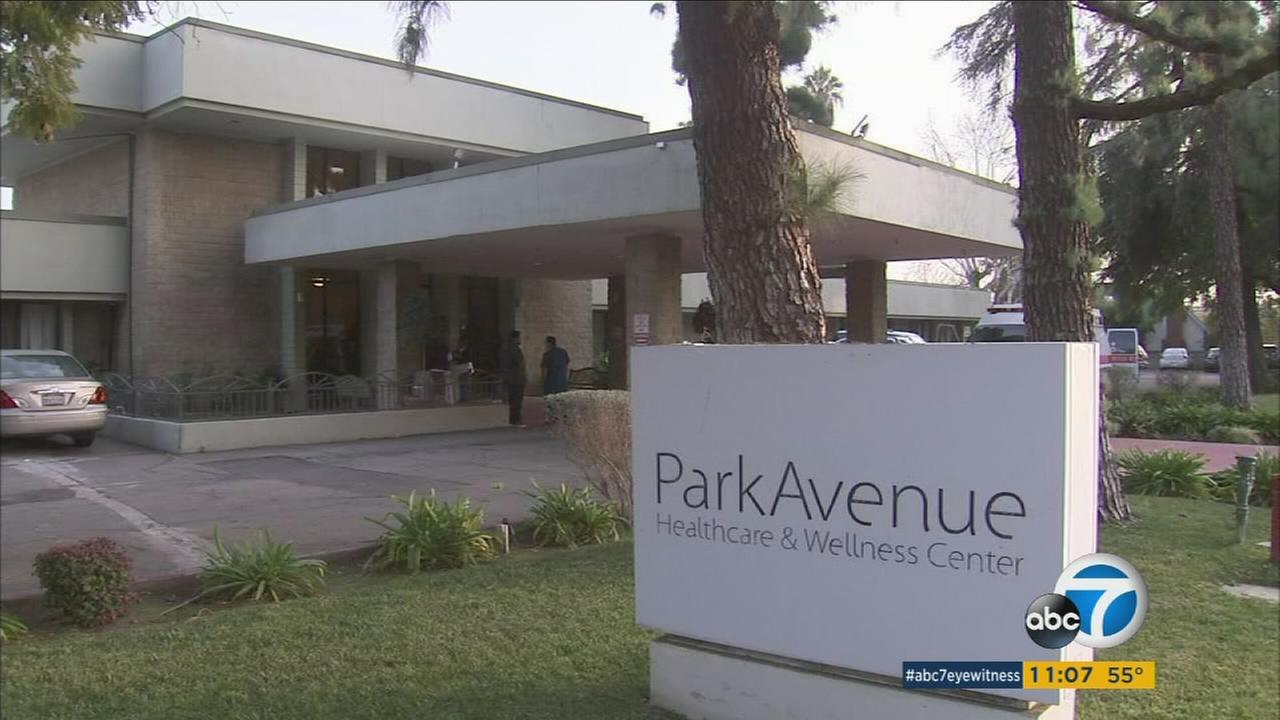 Workers at the Park Avenue Health Care and Wellness Center in Pomona thought their colleague won the Powerball jackpot, but it turned out to be a prank by the nurses son.