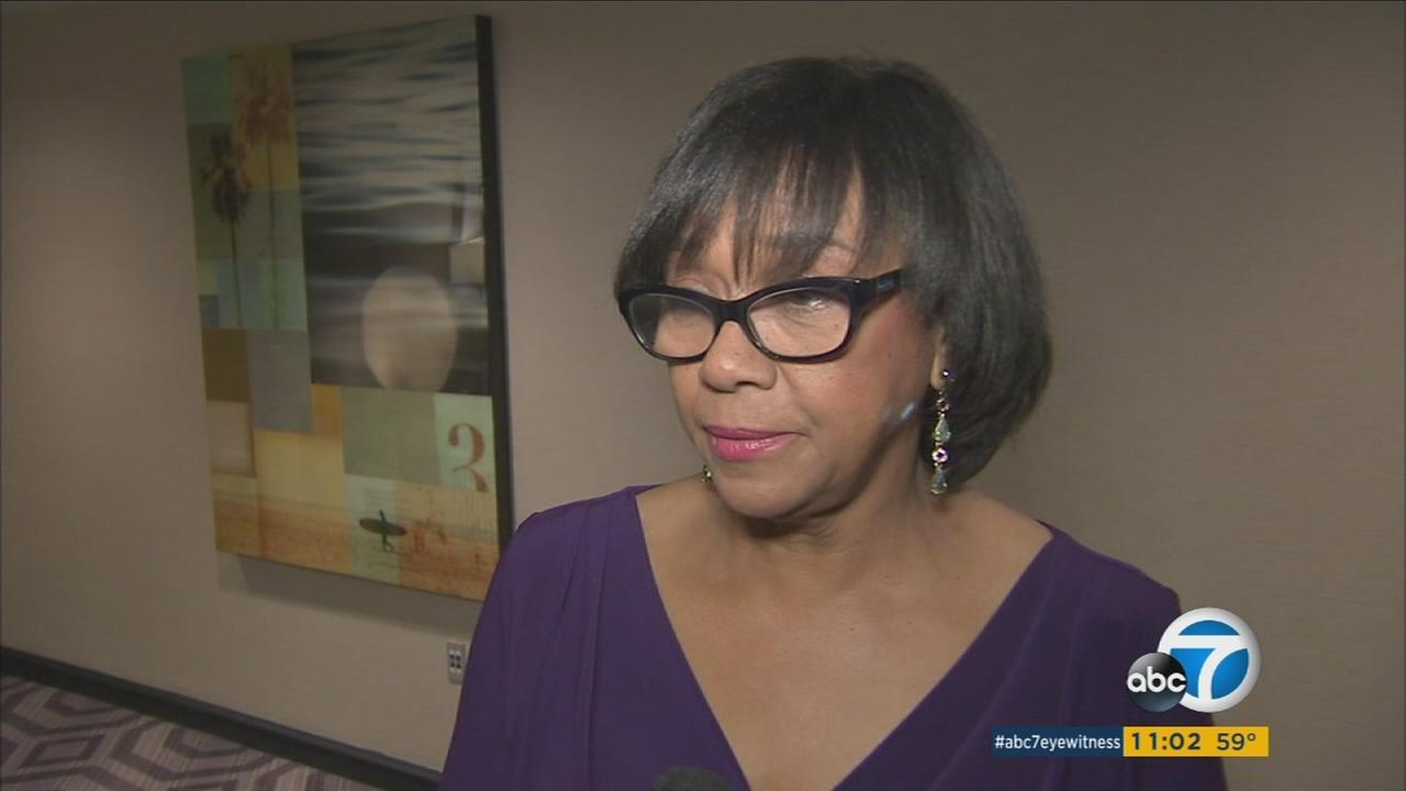 The Academy of Motion Pictures Arts and Sciences Cheryl Boone Isaacs spoke to Eyewitness News about the lack of diversity at this years Oscars amid calls from some stars to boycott the award show.