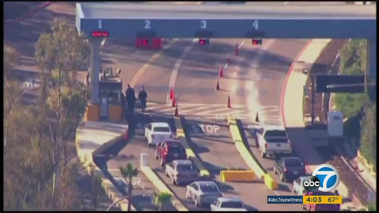 The Naval Medical Center San Diego has been given the all clear after reports of an active shooter forced an hours-long lockdown.