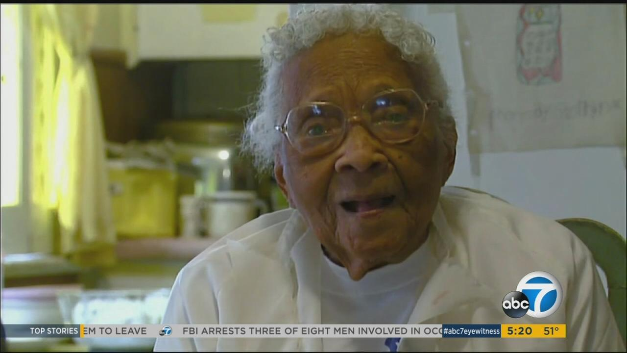An Ohio woman who has fostered dozens of children over the years is celebrating her 108th birthday.