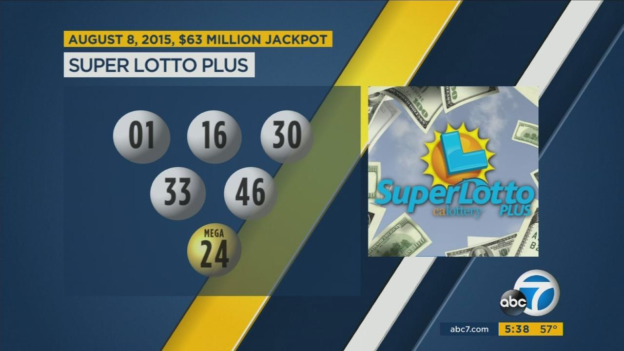Officials said a winning $63 million SuperLotto ticket sold in Chatsworth remains unclaimed as the deadline to collect the winnings looms.