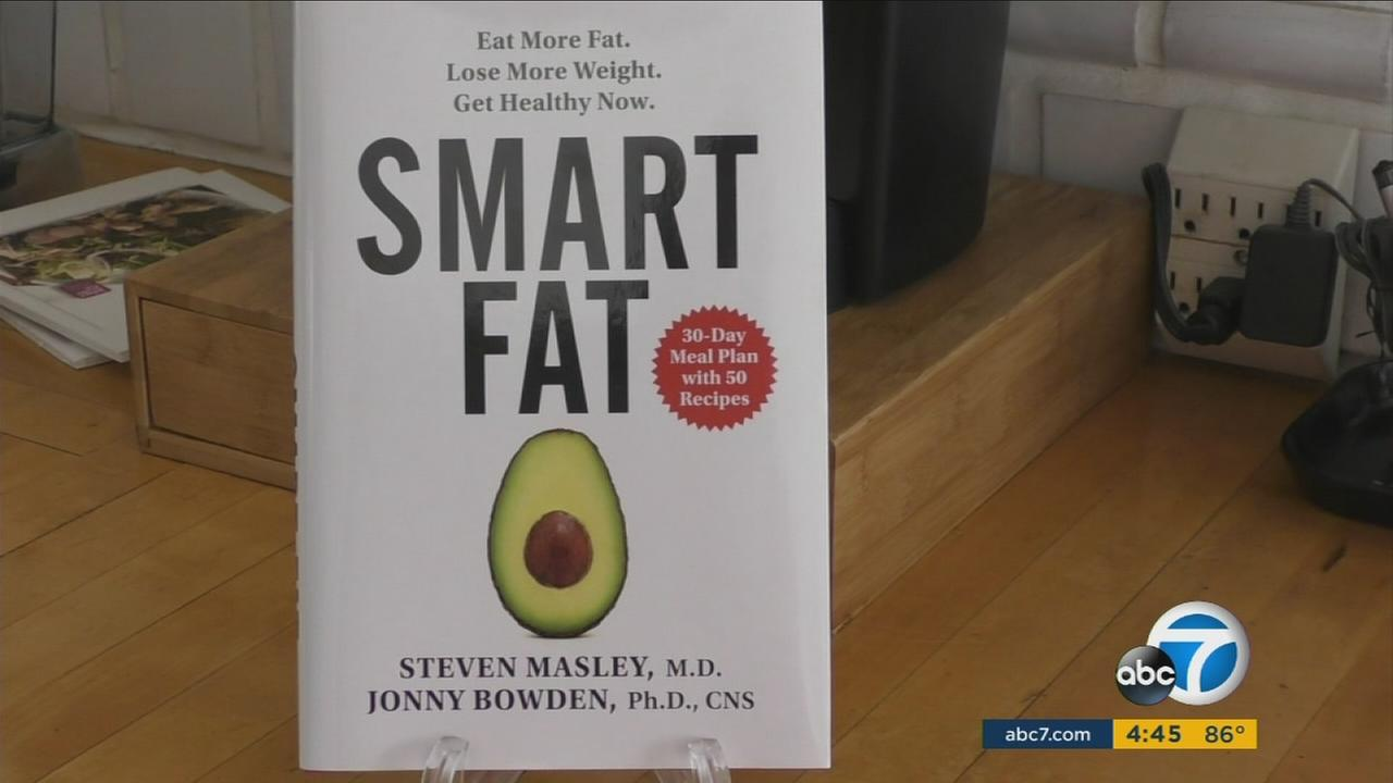 Nutrition experts Steven Masely and Jonny Bowden say eating Smart Fat can help dieters lose weight more naturally.