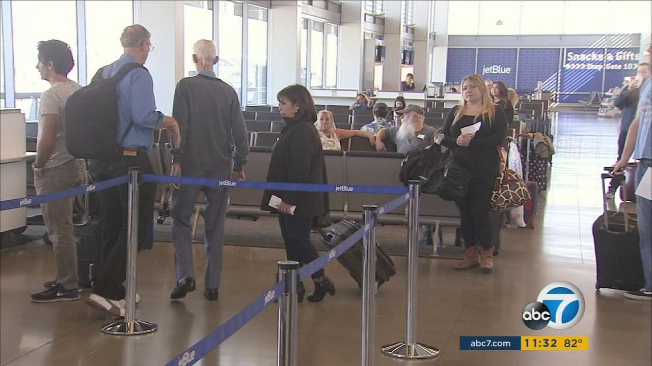 Southwest Airlines Makes Bid To Start Serving Long Beach Airport Abc7