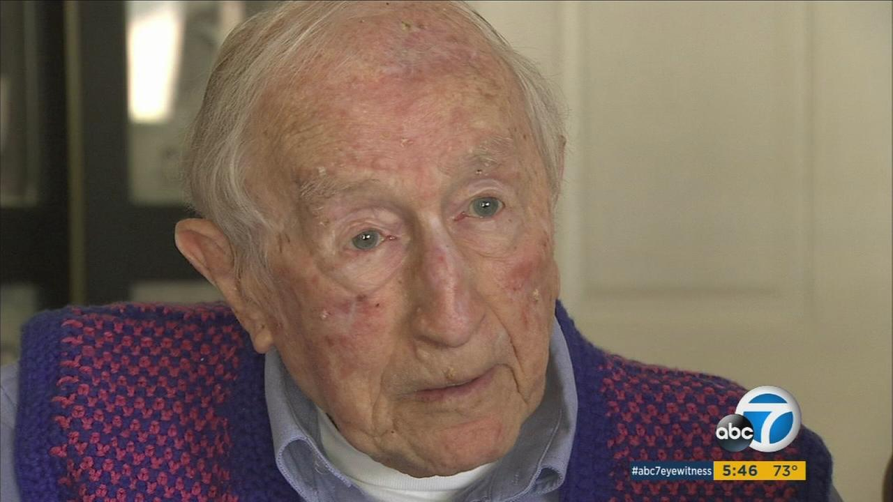 Bernd Stevens, a 95-year-old Holocaust survivor, was the victim of an ATM Ponzi scheme that scammed more than 1,300 people.