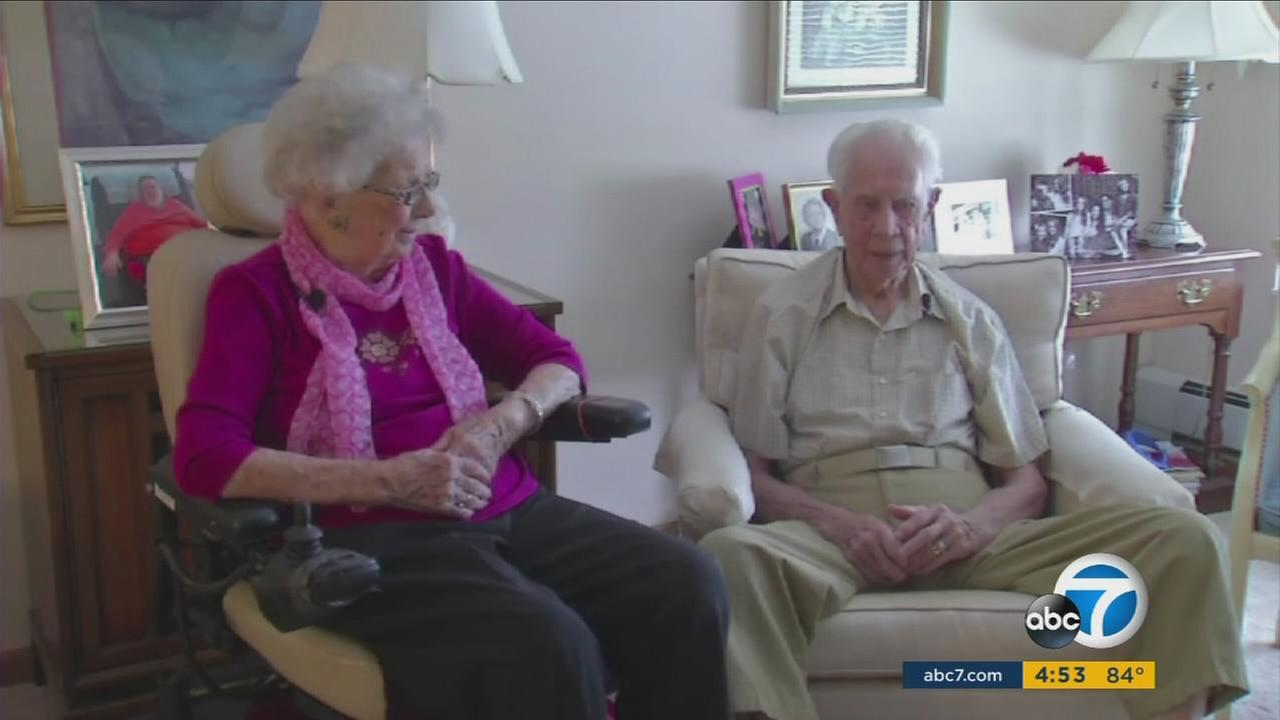 Vern and Gene Baxter, both 102, will celebrate their 80th wedding anniversary in 2016.