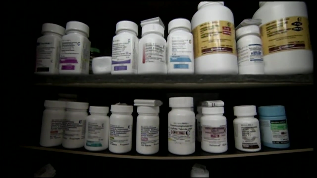 An Eyewitness News exclusive details the harsh realities of the deadly opioid epidemic in Los Angeles and the task force set up to combat it.