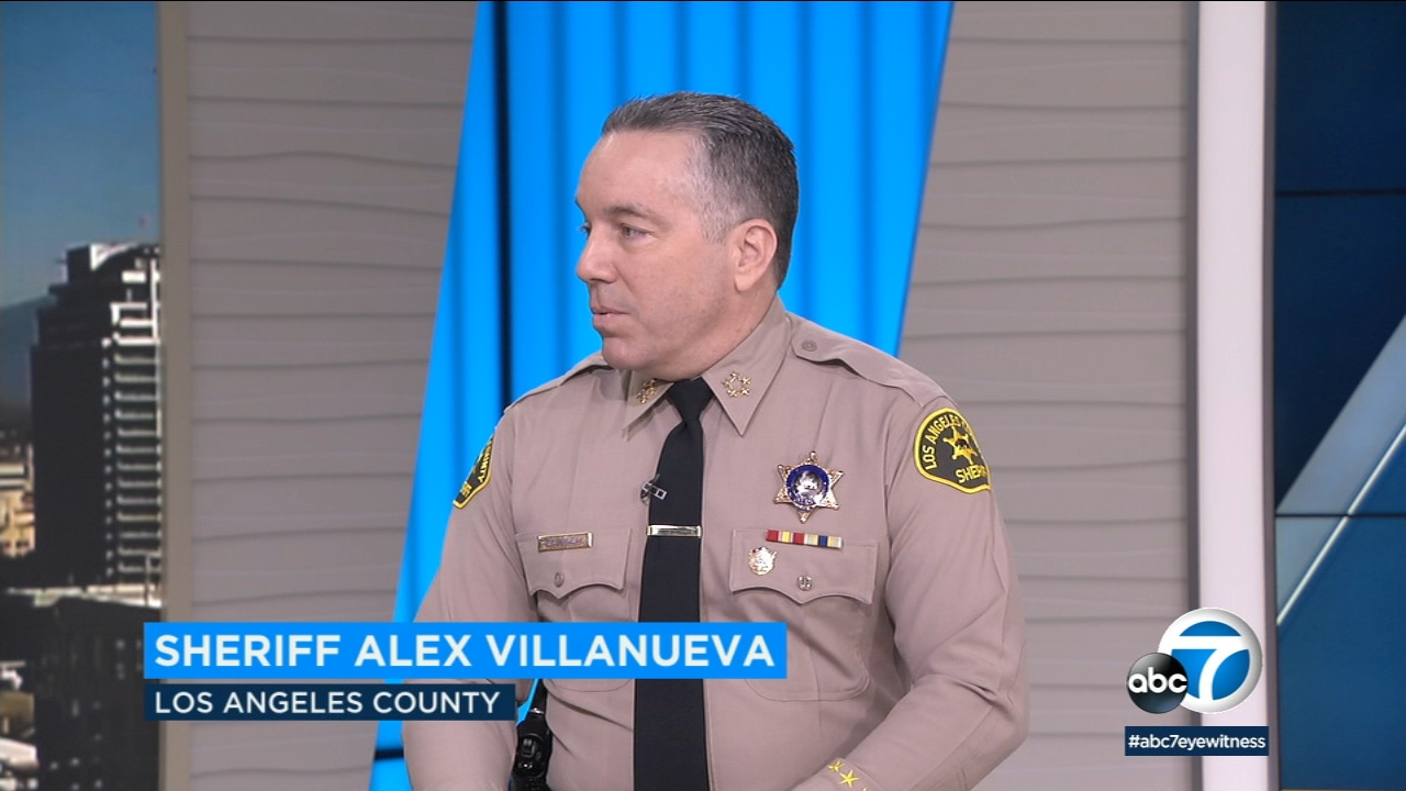 New Los Angeles County Sheriff Alex Villanueva is replacing the command staff and shifting direction at the LASD.