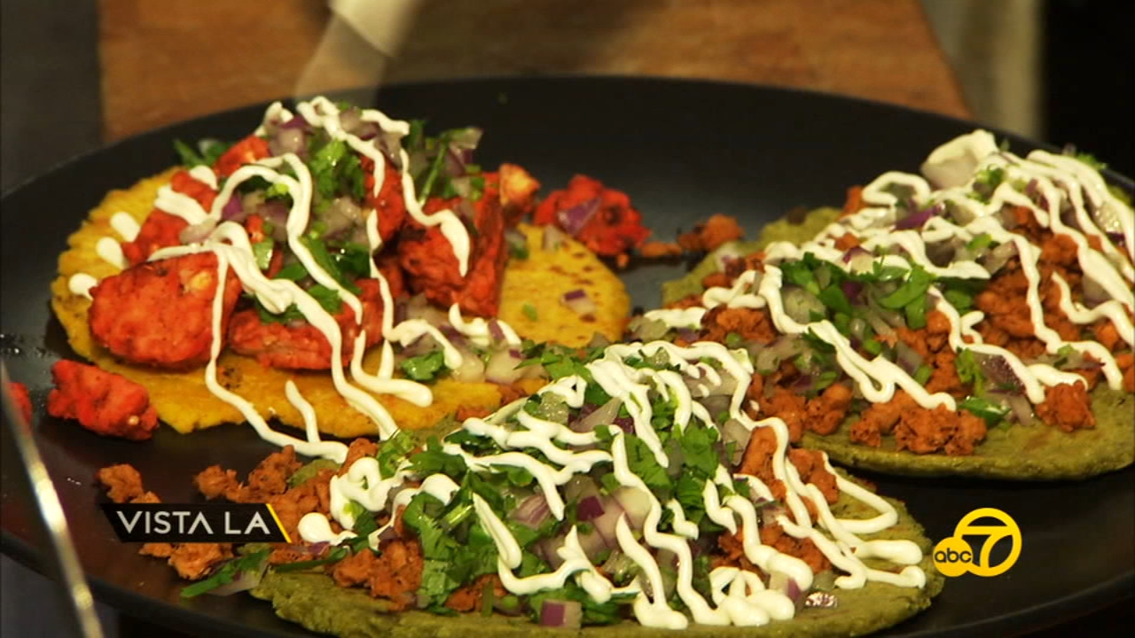 New vegan Mexican restaurant Masataco opened in Whittier, and by word-of-mouth, its already gained a huge following.