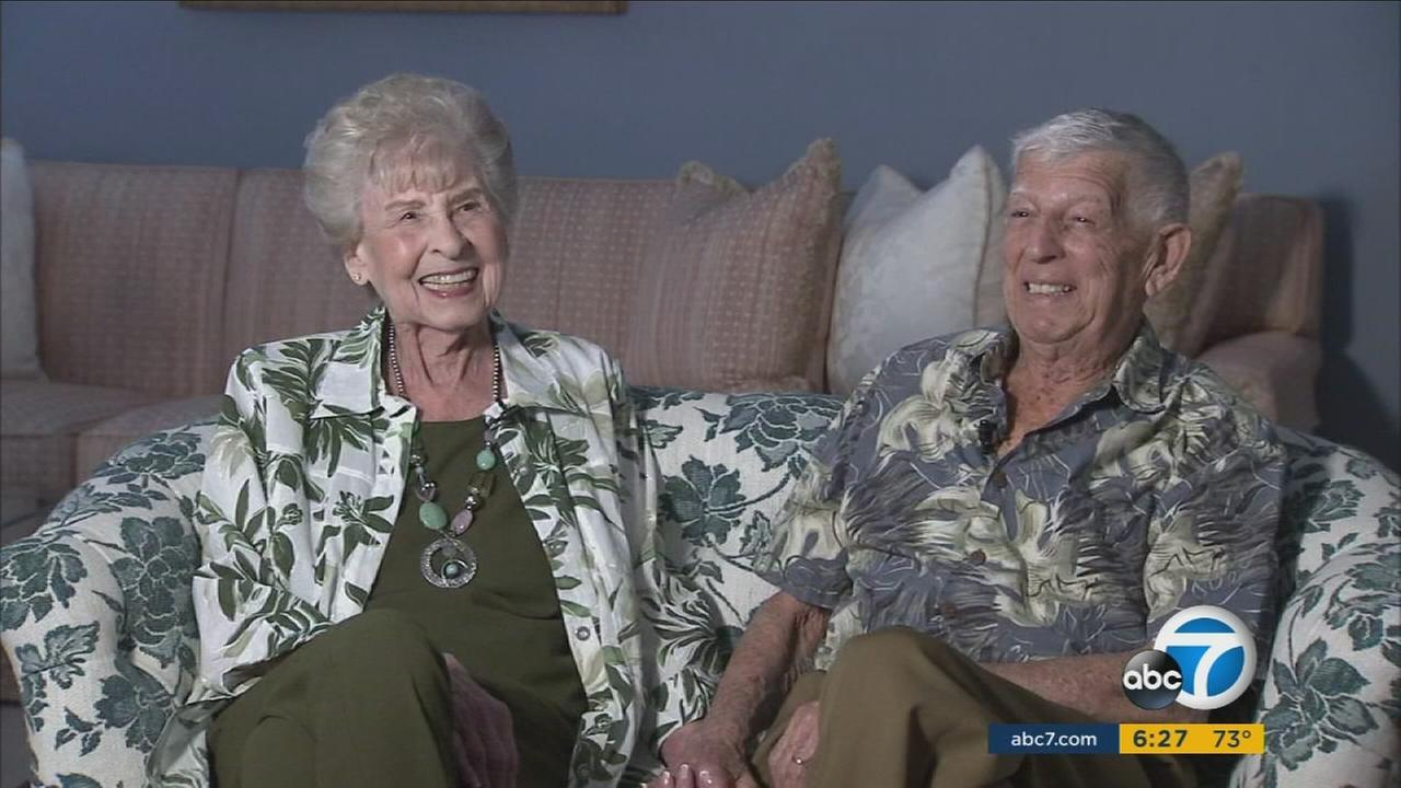 If youve ever needed proof that love conquers all, look no further than this sweet Southern California couple.