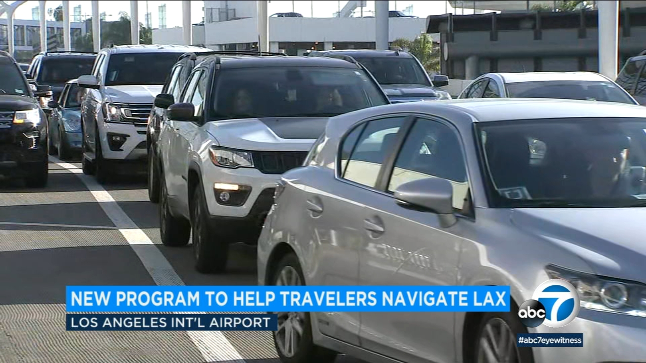LAX is expecting a record number of travelers this holiday season and the airport is launching a new program to help people get in and out easier.