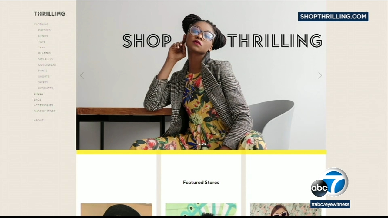 A new online marketplace is helping vintage clothing stores, including some in Southern California, reach more customers.