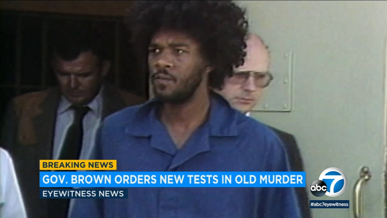 Gov. Jerry Brown ordered new DNA tests Monday in the case of death-row inmate Kevin Cooper, convicted of a 1983 quadruple murder in Chino Hills.