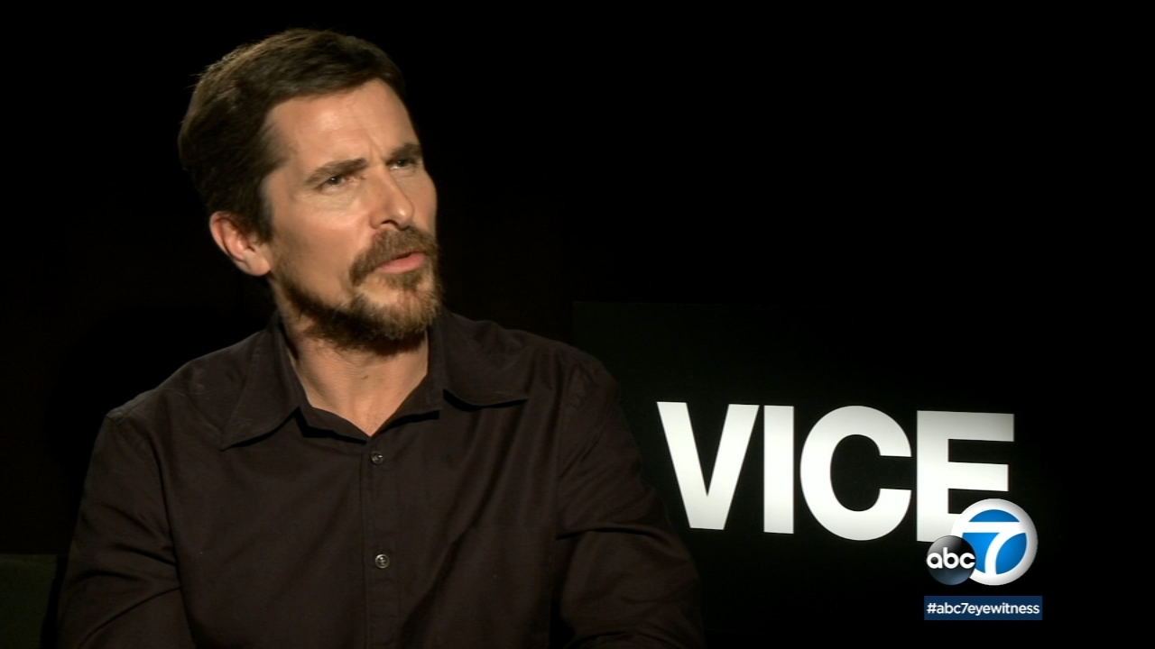Christian Bale gained 40 pounds and spent months studying former Vice President Dick Cheney for his role in Adam McKays dark comedy Vice.