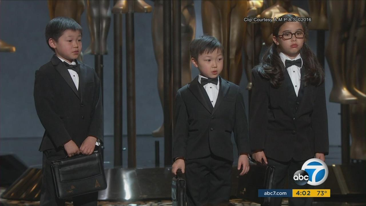 Academy apologizes for Asian-American jokes during Oscars telecast |  abc11.com