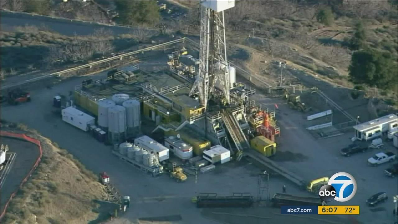 Health officials announced on Wednesday, March 23, 2016, they would test the inside of homes affected by the Porter Ranch gas leak.
