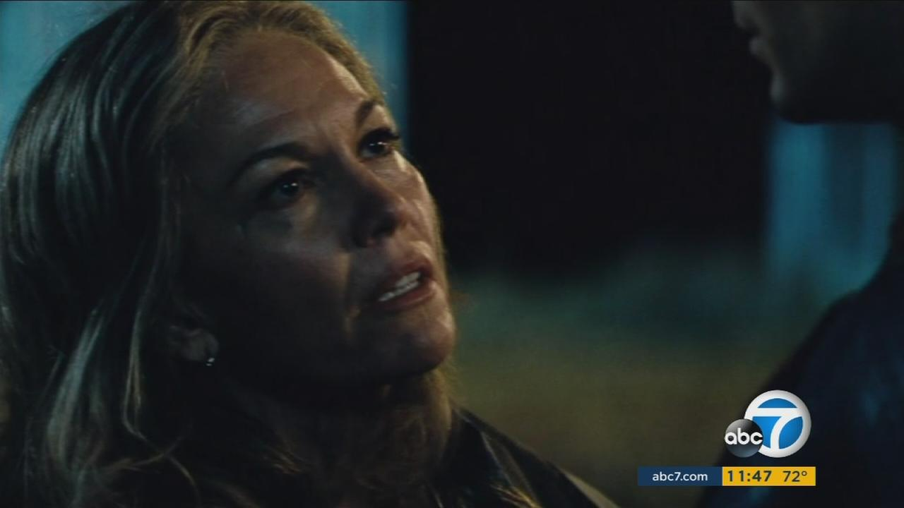 Diane Lane returns to her role as Martha Kent in Batman v. Superman: Dawn of Justice.