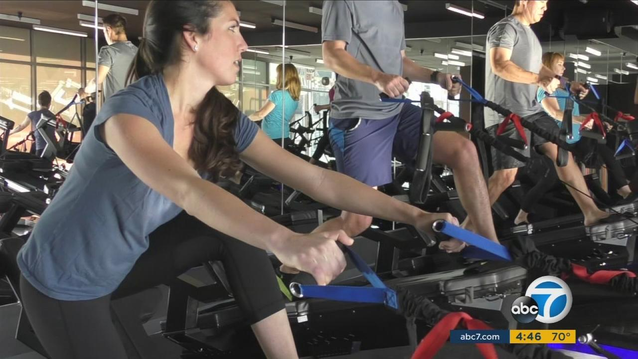 Pilates is being taken to the next level with the help of the supraformer at Lagree Fitness.