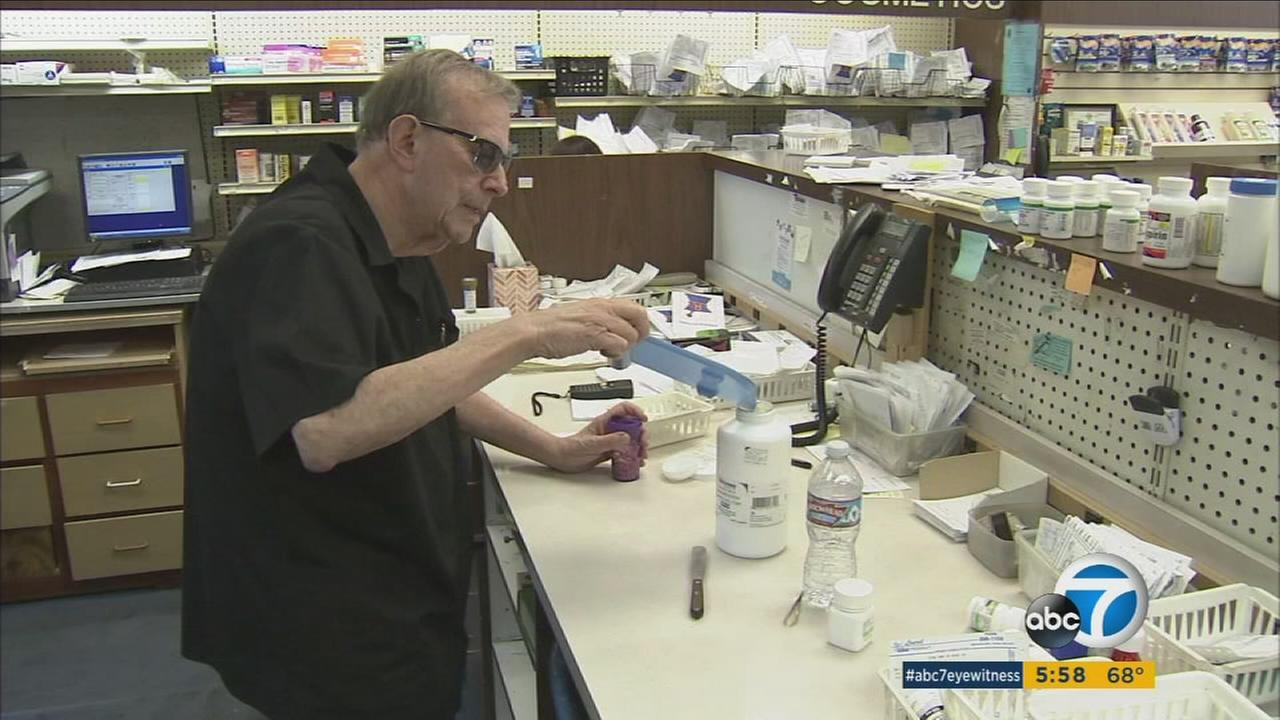 Pacoimas Laurel Pharmacy will be closing down on Wednesday after 47 years in business.