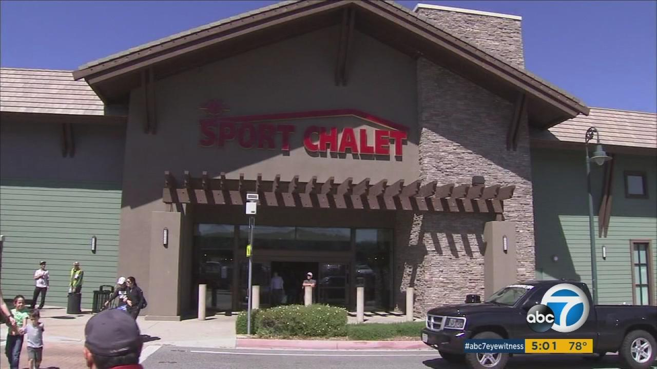 Sport Chalet announced Saturday that it will be closing all of its stores possibly by the end of the month and has stopped selling items online.