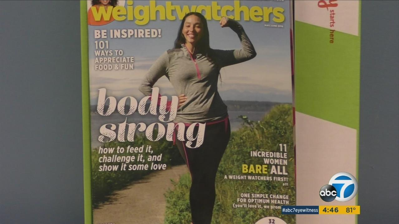Only 11 percent of American women feel good about their body, so successful Weight Watchers bare all to help other gain confidence.