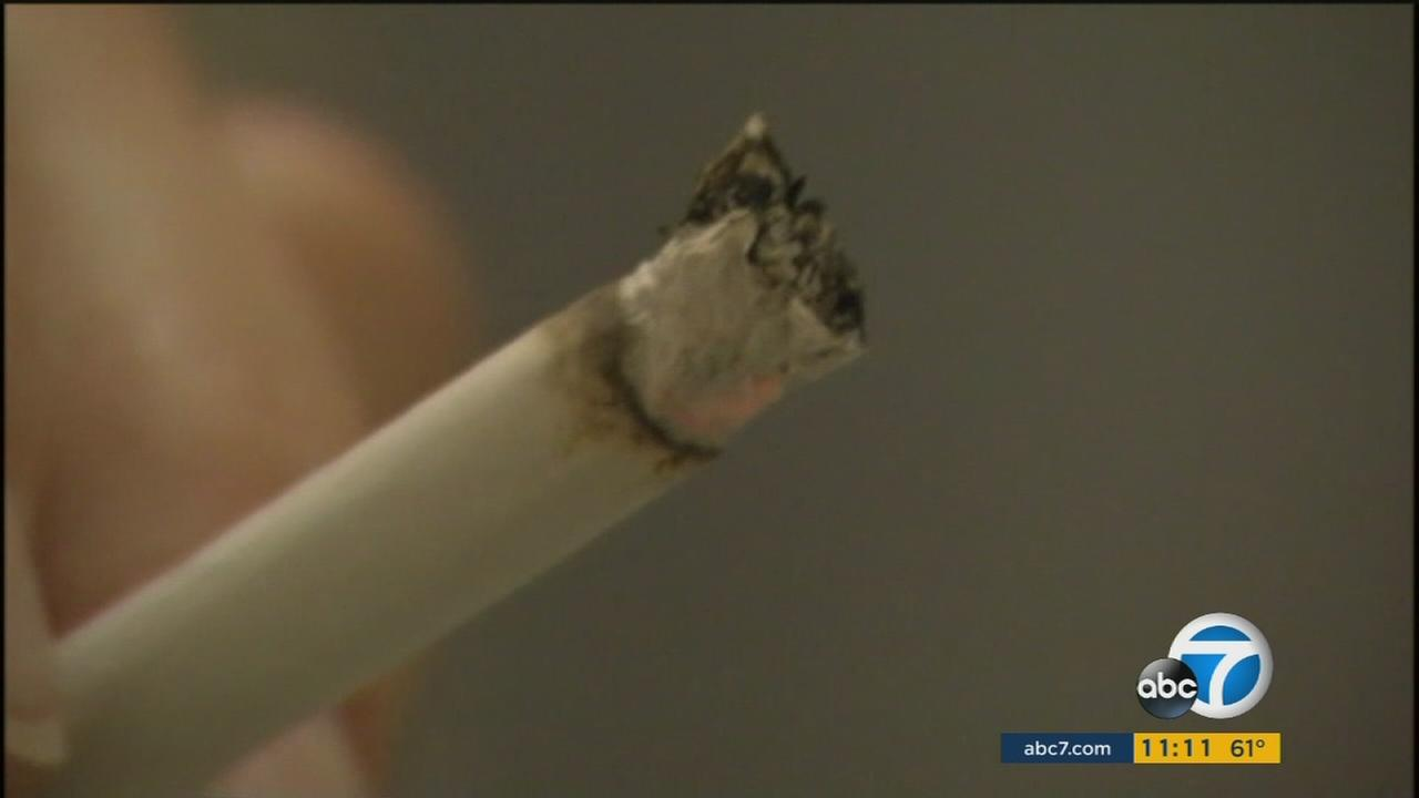 California raised the legal age to buy tobacco for smoking, dipping, chewing and vaping from 18 to 21.