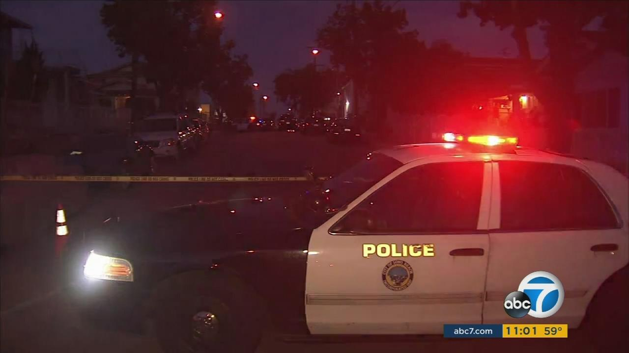 One person has been killed in an officer-involved shooting in Long Beach, officials said.