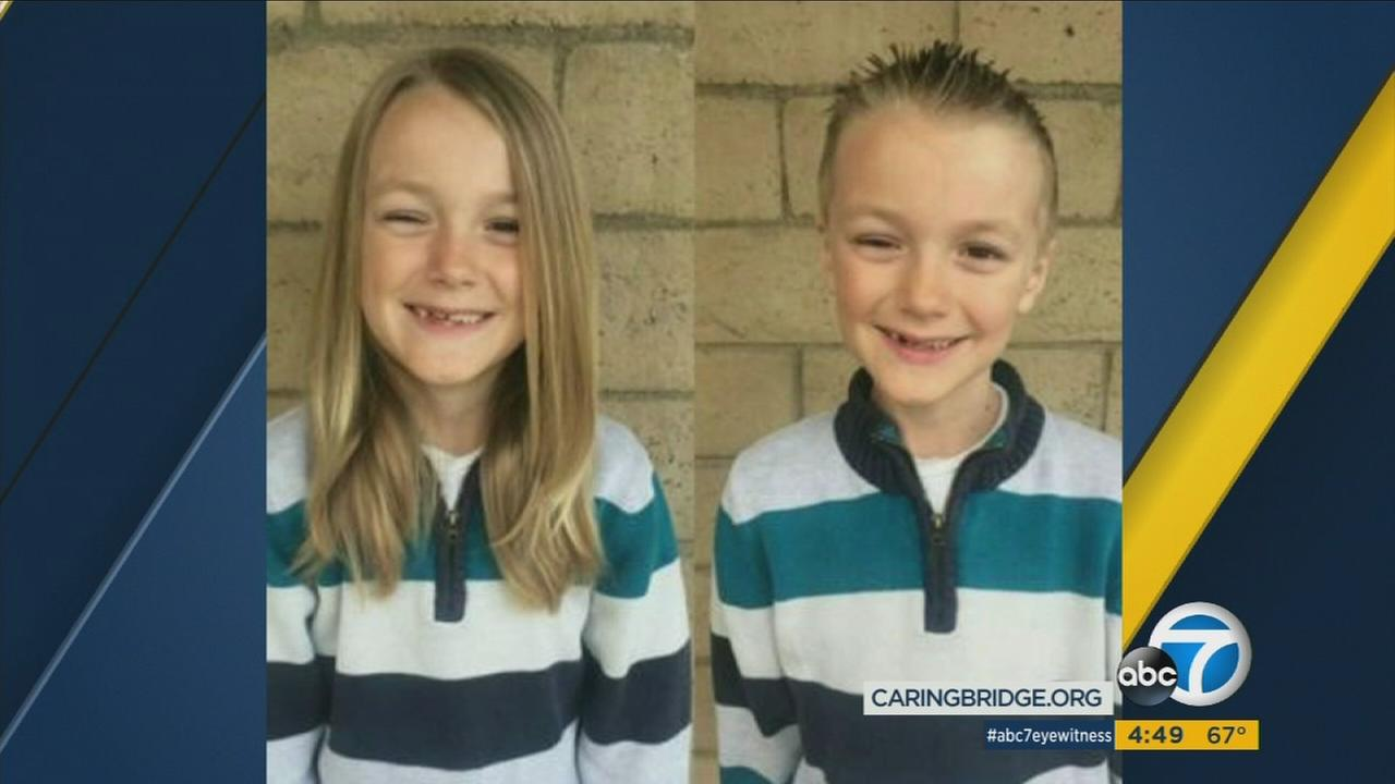 Vinny Desautels, a 7-year-old boy who donated his hair for cancer patients has been diagnosed with cancer himself.