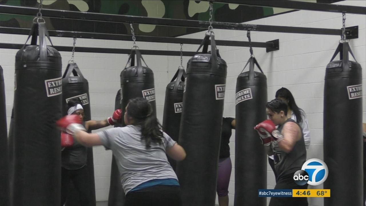Extreme Results Fitness is combining cardio with meditation to help young women recovering from drug and alcohol addiction.