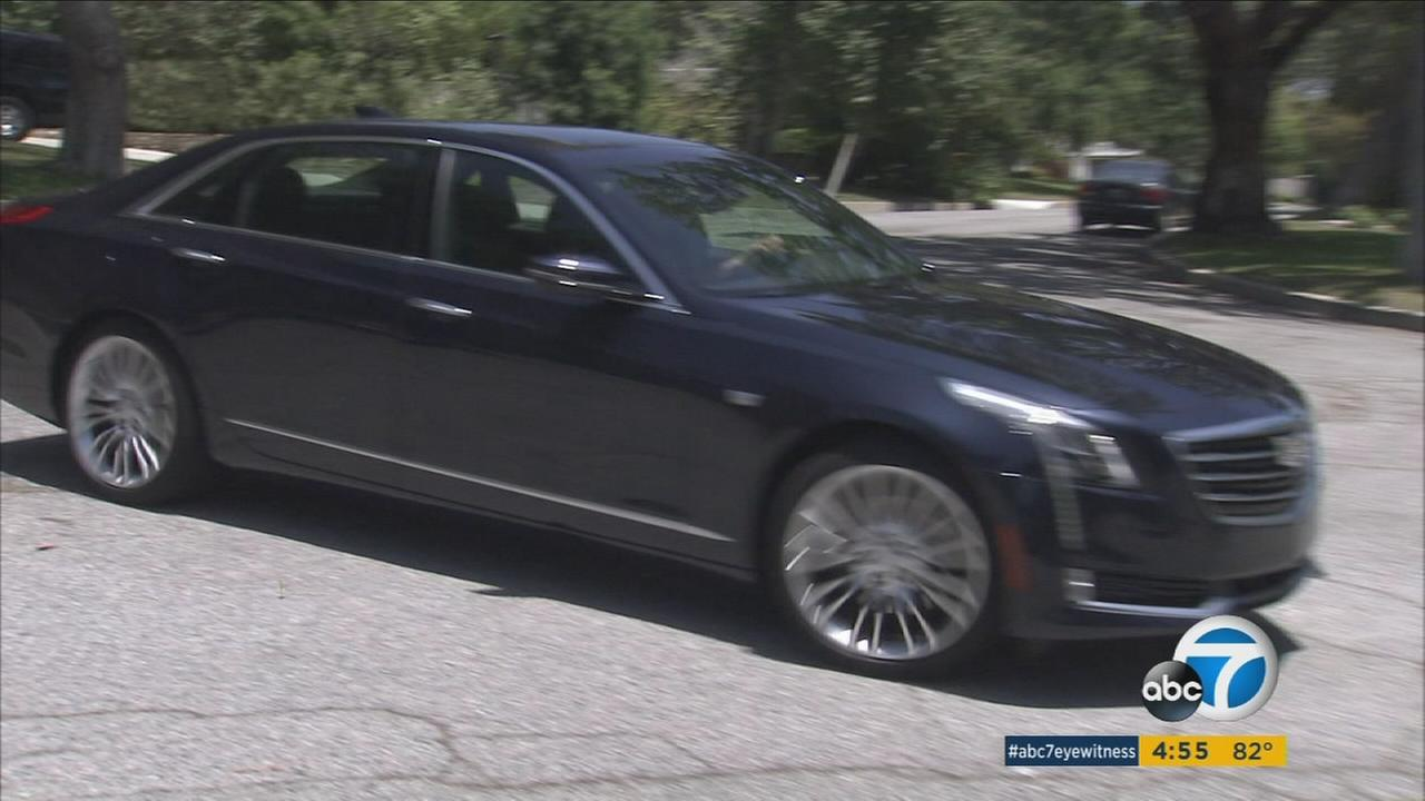 Cadillac is remaking itself with the launch of a large sedan, the CT6, which will start at about $55,000.