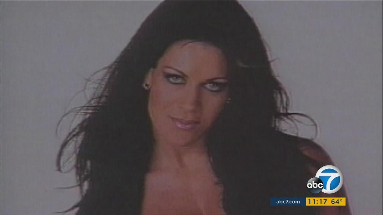 Hundred of friends and fans gathered in Los Angeles to celebrate the life of wrestler Chyna.
