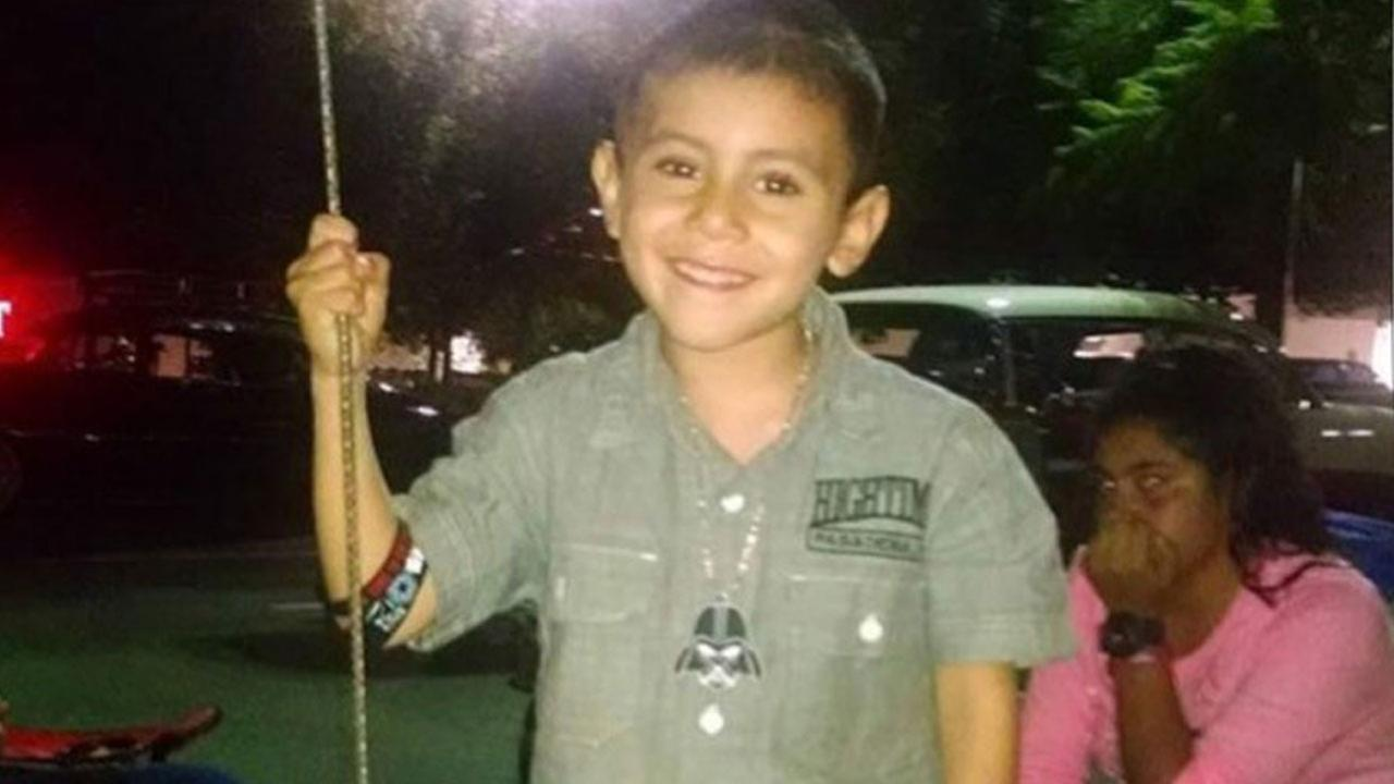 Salvador Esparza III, 4, of Monrovia, is shown in an undated photograph. He was killed by a stray bullet during a shooting in Altadena on Tuesday, July 5, 2016.
