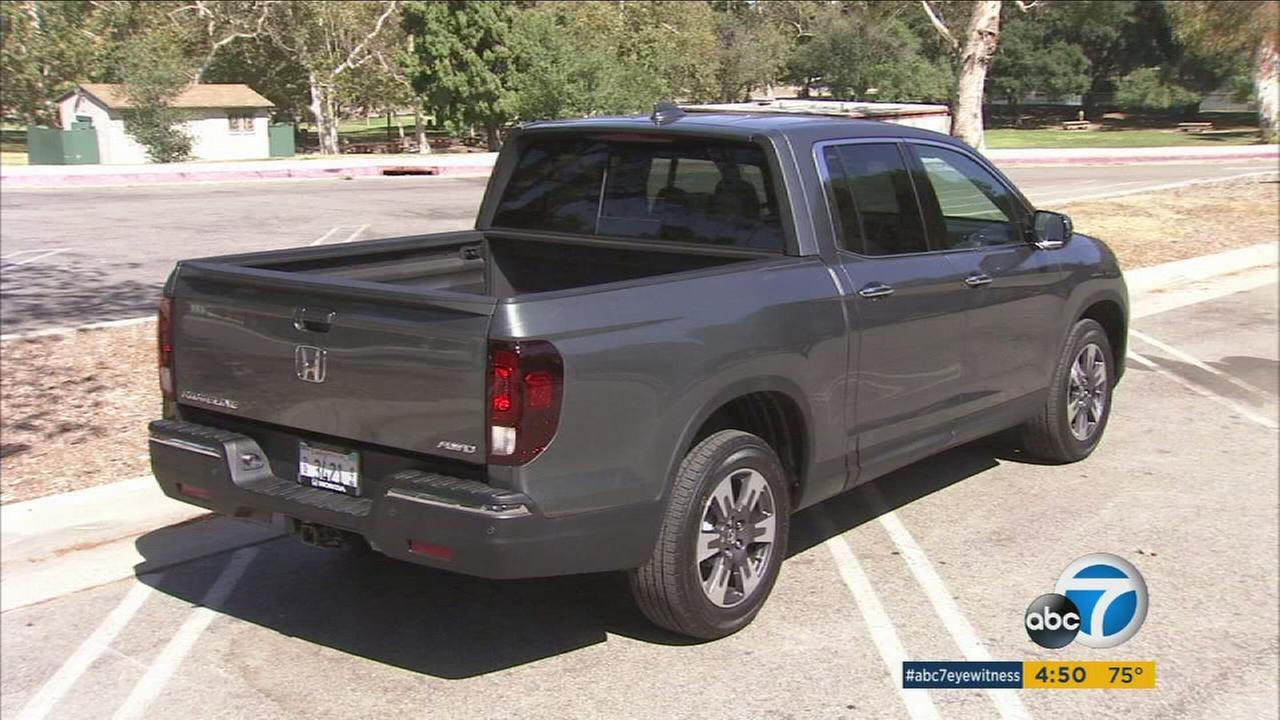 Hondas starting over, with a clean-sheet Ridgeline design for 2017.