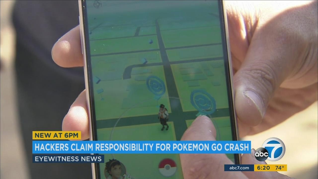 Pokemon Go players had trouble getting their game fix on Saturday, as hackers crashed the system on the same day it launched in 26 new countries.